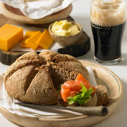 "Knuspriges ""Brown Bread"" Rezept"