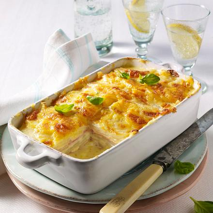 kohlrabi kartoffel gratin mit schinken rezept chefkoch. Black Bedroom Furniture Sets. Home Design Ideas