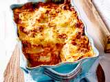 Kohlrabi-Lasagne (low carb) Rezept