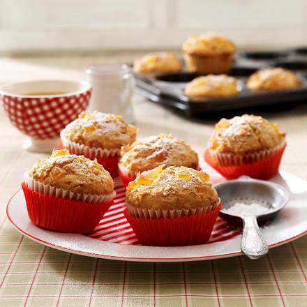 Kokos-Ananas-Muffins Rezept