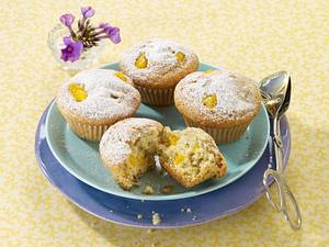 Kokos-Ananas-Muffins mit Ingwer Rezept