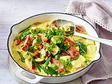 Kokos-Curry-Pfanne mit Tofu Rezept