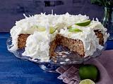 Kokos-Limetten-Kuchen Rezept