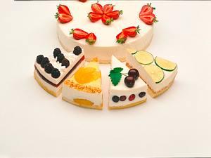 Kokos-Limettencreme-Torte Rezept