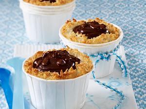 Kokos-Pudding-Törtchen Rezept