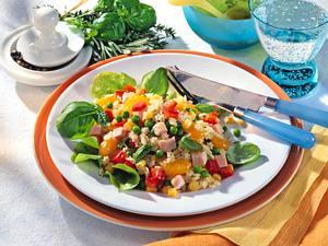 Konfetti-Salat Rezept