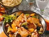Krabben-Fischpfanne Rezept