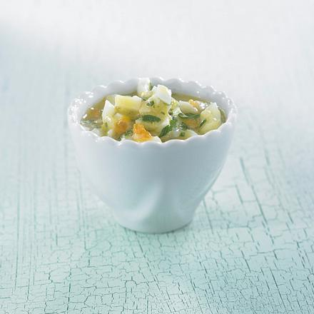 Kräuter-Eisoße Rezept