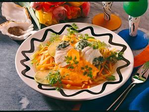 Kräuter-Fischröllchen Rezept