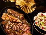 Kräuter-Schweinefilet zu Salat Waldorfer-Art Rezept