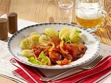 Krakauer-Eintopf mit schlesischen Gurken Rezept