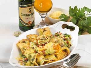 Kraut-Palatschinken Rezept