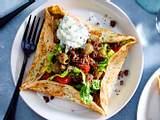 Kräuter-Pfannkuchen auf griechische Art Rezept