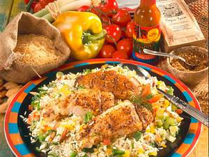 Kreolischer Reis Rezept