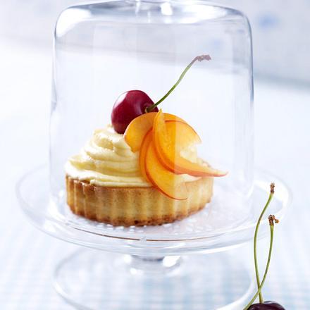 Kuchen-Diät: Feines Obsttörtchen Rezept