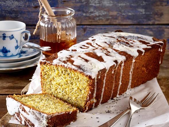 Kürbis-Honigkuchen Rezept