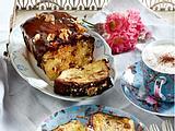 Kürbiskuchen mit Schokoguss Rezept
