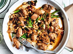 Kung-Pao-Chicken Rezept