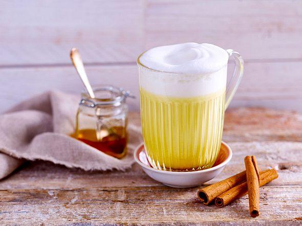 Kurkuma-Latte Rezept