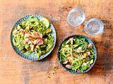 Lachs-Linguinchen Rezept