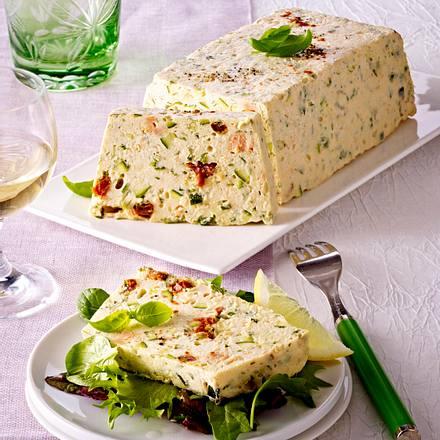 Lachs-Zucchini-Terrine Rezept