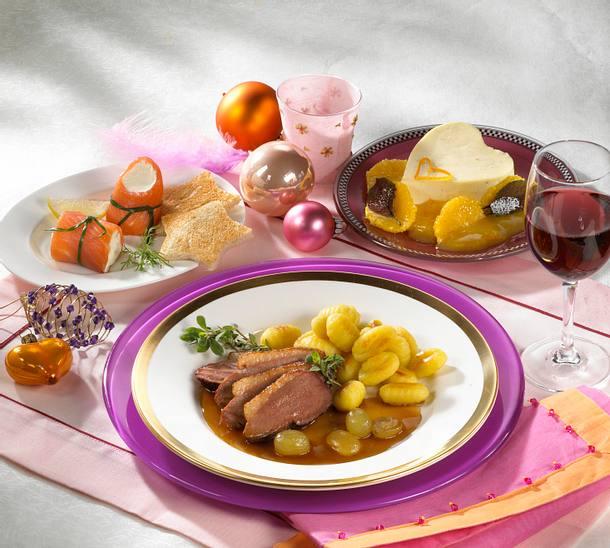Lachsröllchen mit Meerrettich-Frischkäse-Füllung und Dill Rezept