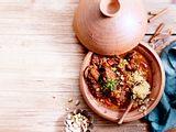 Lamm-Tajine mit Datteln Rezept