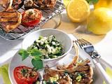 Lammkoteletts mit Minz-Salsa Rezept