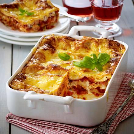 Landhaus-Lasagne mit Kasseler Rezept