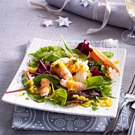 Langusten-Salat Rezept