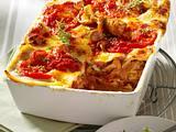 Lasagne mit Pfifferlingen Rezept