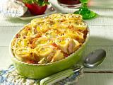 Lasagne-Röllchen mit Schinken-Ricotta-Füllung Rezept