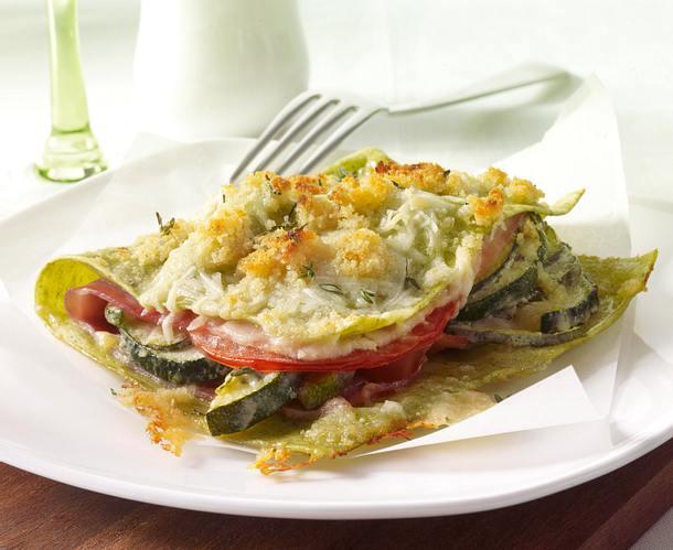 Lasagne-Schinken-Sandwich Rezept