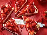 Lasziver Erdbeer-Mascarpone-Cake Rezept