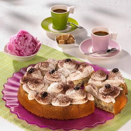 Latte-Macchiato-Torte Rezept