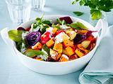 Lauwarmer Röst-Kartoffelsalat Rezept