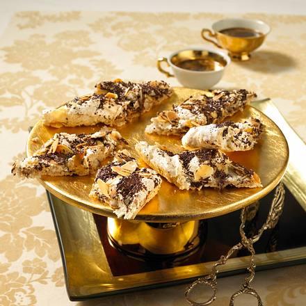 Lava-Plätzchen mit Schokolade Rezept