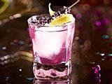 Lavender Gimlet Rezept