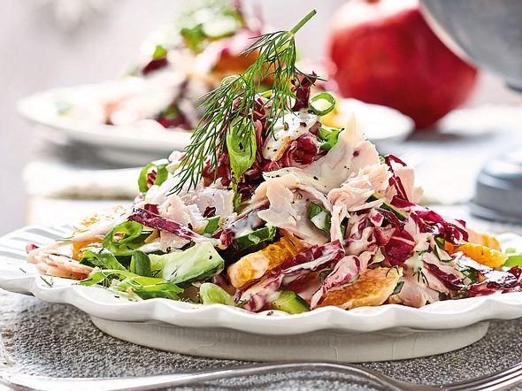 """""""Lazy Birds""""-Salat Rezept"""