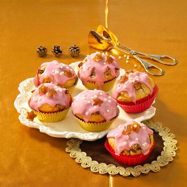 Lebkkuchen-Muffins Rezept