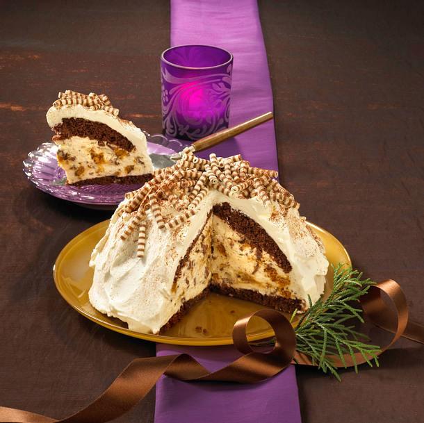 Lebkuchen-Kuppeltorte Rezept