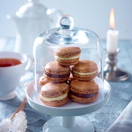 Lebkuchen-Macarons Rezept