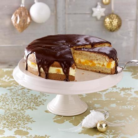 Lebkuchen-Mango-Torte Rezept