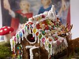 Lebkuchenhaus (Märchen: Hänsel und Gretel) Rezept