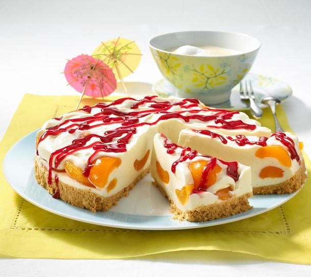 Schnelle Blechkuchen Rezepte Mit Bild: Leichte Philadelphia-Torte Rezept