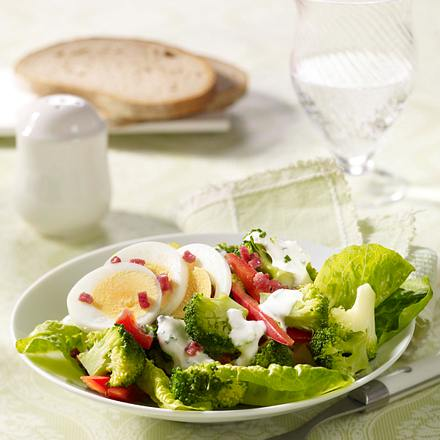 Leichter Brokkoli-Salat Rezept