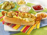 Leichter Hot Dog Rezept