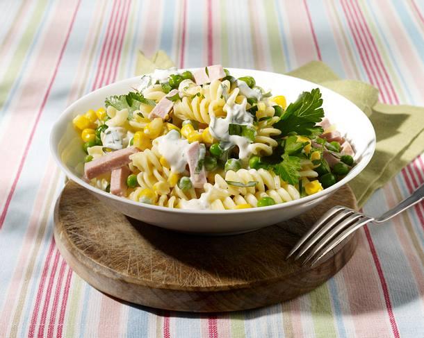 Leichter Nudel-Salat Rezept
