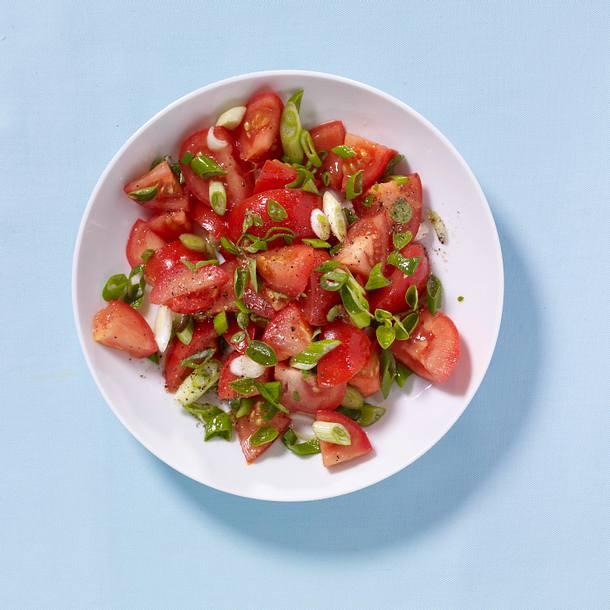 Leichter Tomatensalat Rezept