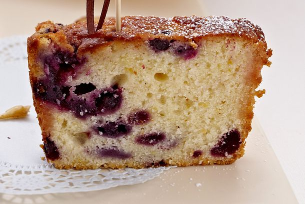 Lemon Blueberry Bread Rezept
